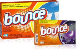 Bounce DRYER SHEET NEW